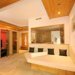 Sauna Grundriss
