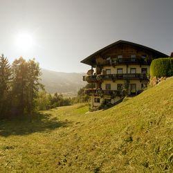 Haus Schwarzenberg im Sommer