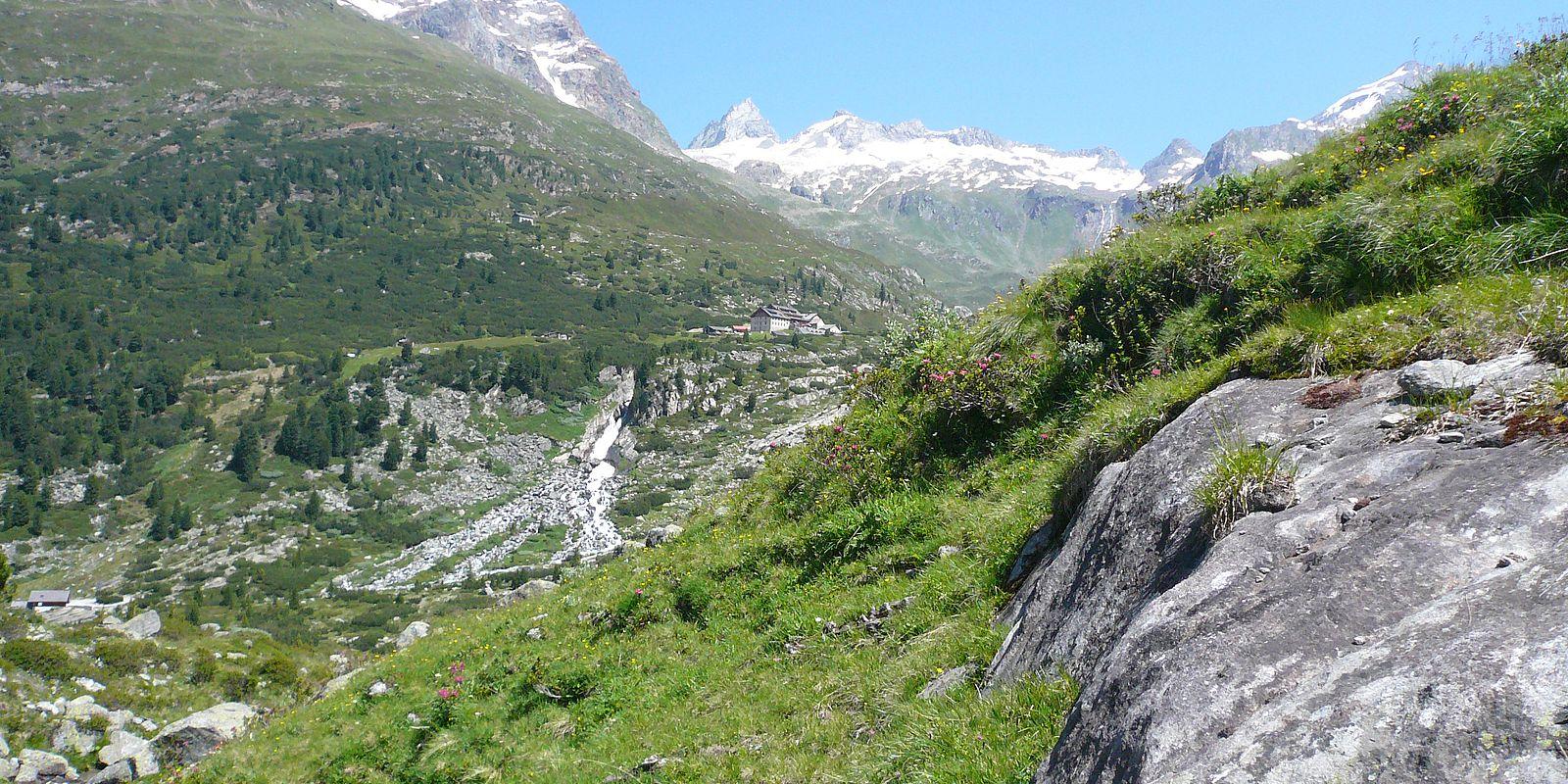 Felsige Landschaft