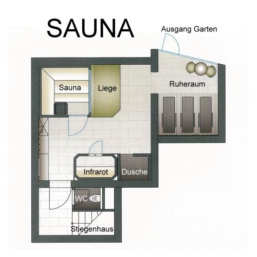 Sauna Haus Schwarzenberg